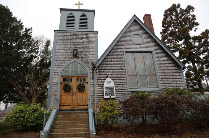 Grace Episcopal Church of Vineyard Haven