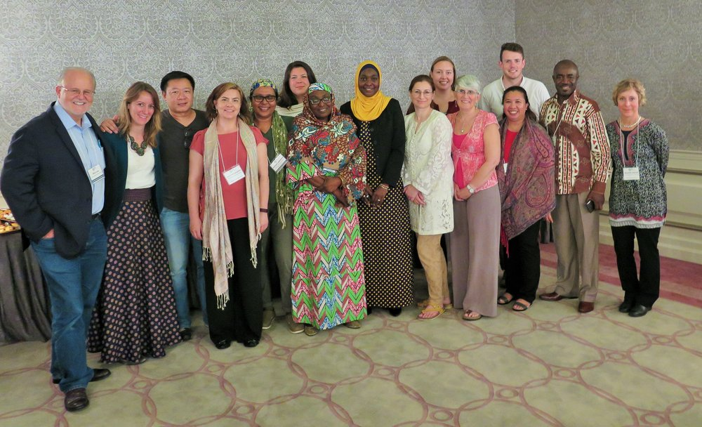 The Global Advisory Council, presenters and facilitators