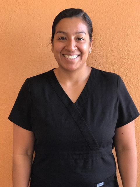 Kay Maldonado-Olivas Phlebotomist, Lab Manager  - Kay has been a phlebotomist for 8 years and loves her job very much. She is currently attending Metropolitan State University of Denver, pursuing a Bachelor of Science in Biology. Her future goals are to apply to graduate school to become a Physician Assistant and specialize in either Pediatrics or Trauma. She loves working with the kids in the Healthy Start Study.