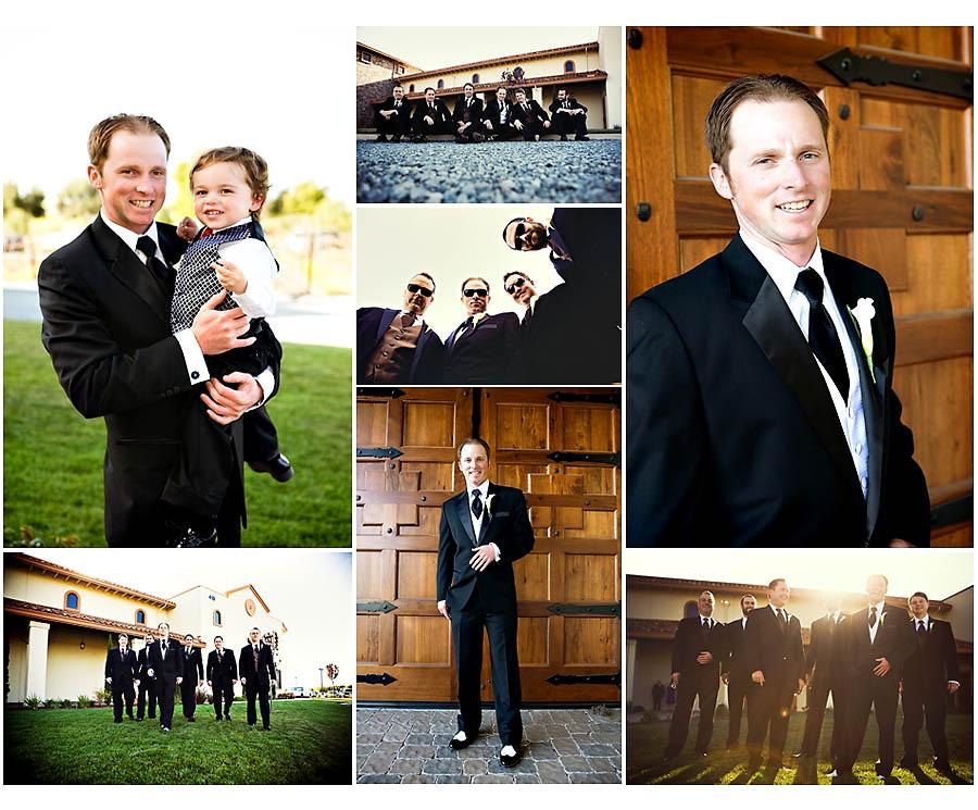 Caitlin & Mike Wedding - The Guys