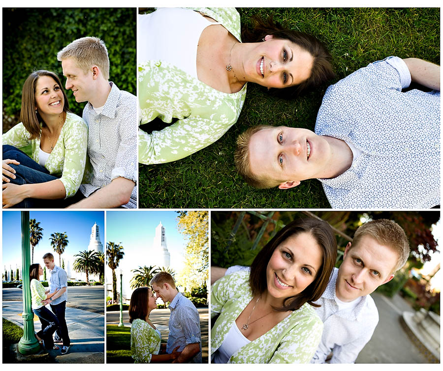 Megan and Brian Sacramento engagement session