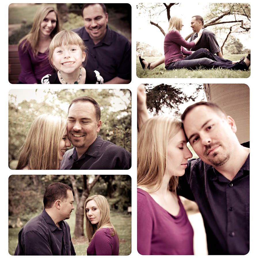 Melinda and Russ engagement session