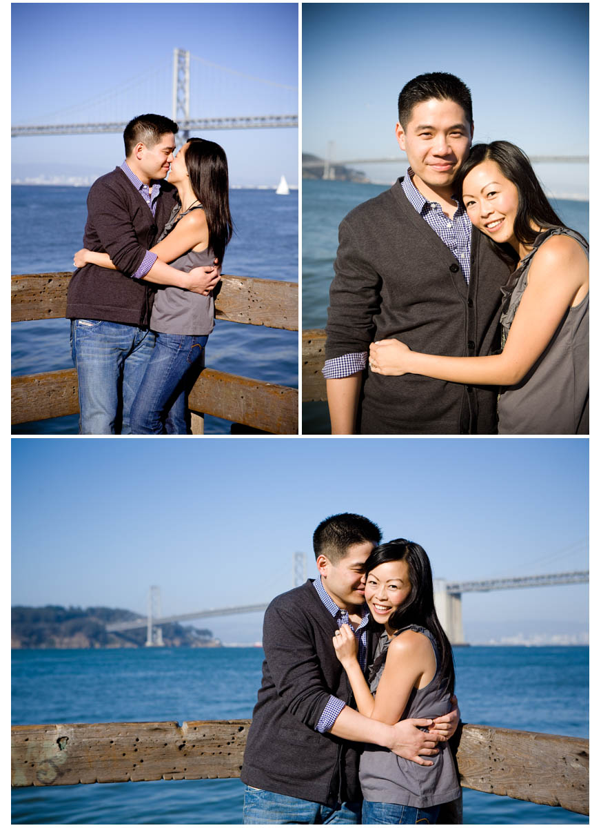 Sharon + Steve engagement session