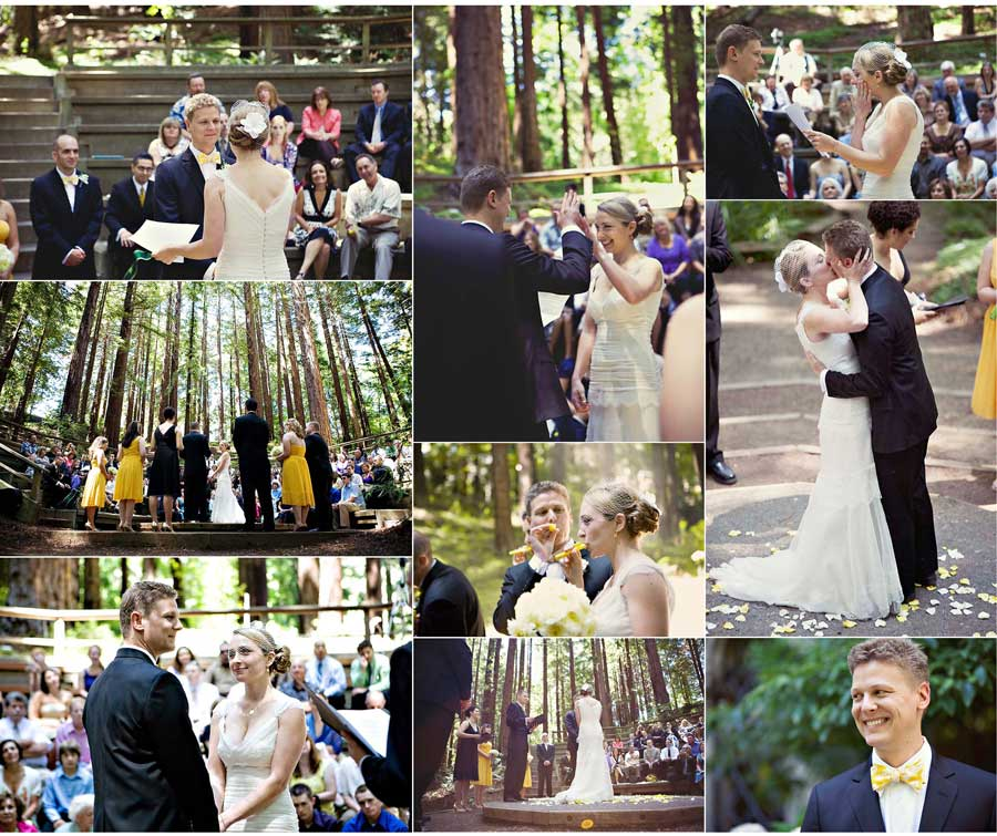Nat and Wes: Ceremony