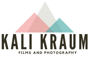 KALI KRAUM FILMS + PHOTOS