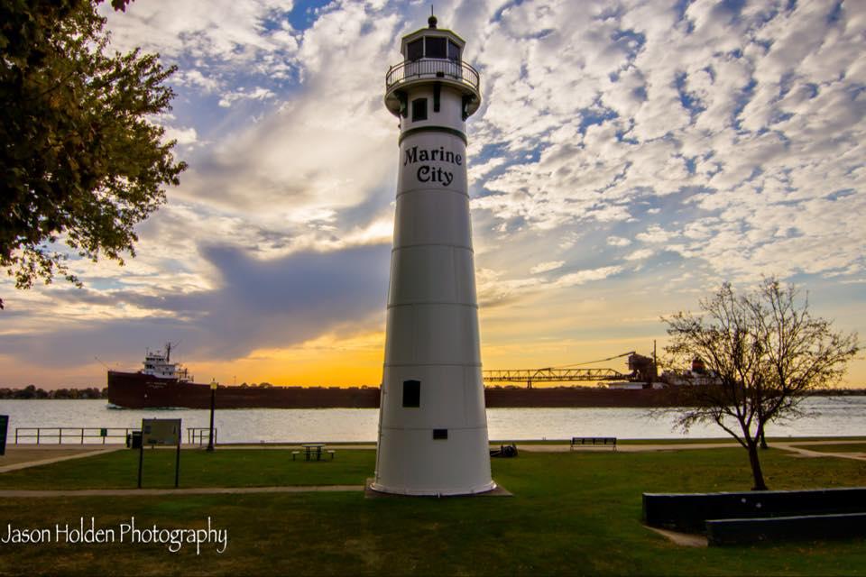 Marine City -