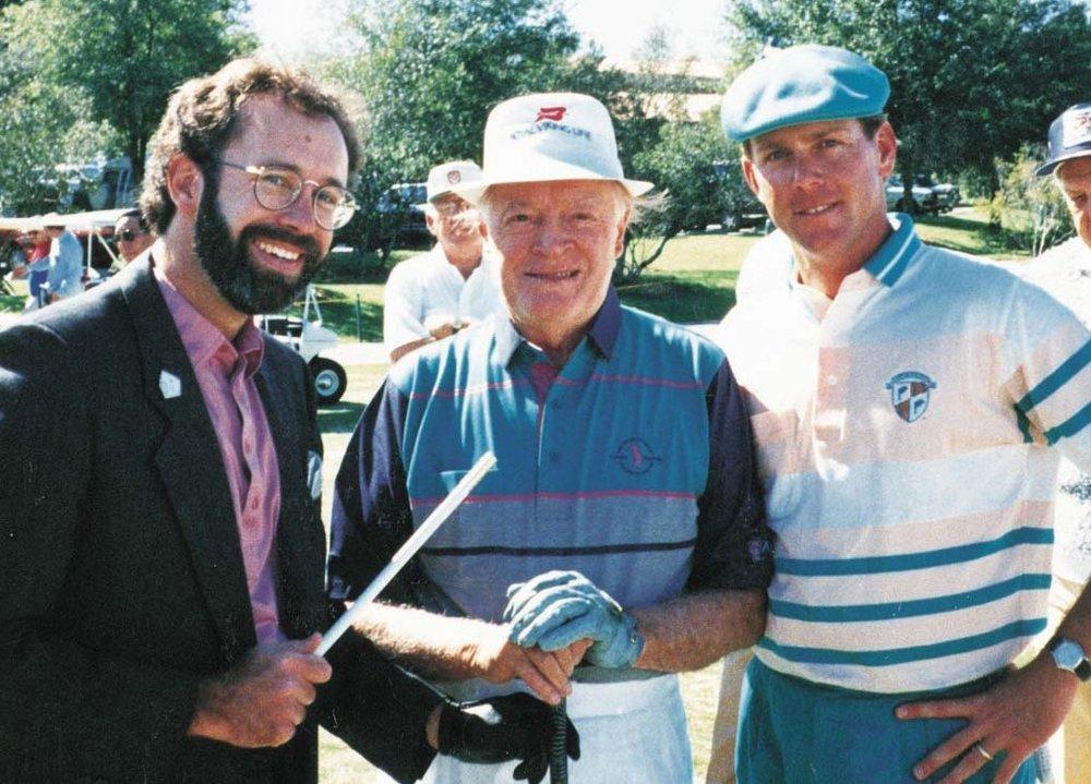 Hondo & Bob Hope & Payne Stewart.jpg