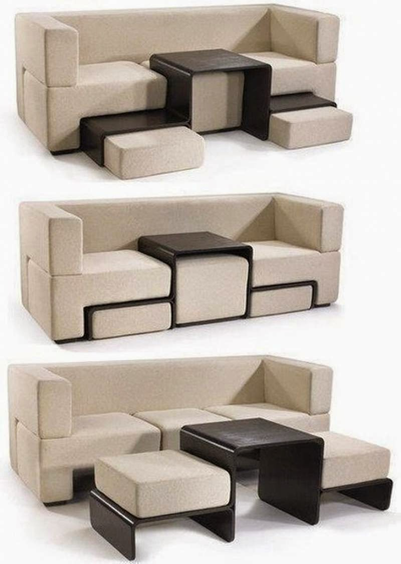 Table Couch ------------------------------------------------ Multipurpose couch that doubles into a Coffee table $199.99