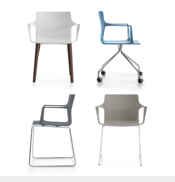 The VERSATILE Chair ------------------------------------------------- The versatile chair can be used in virtually any space. Characterized by a sleek, contemporary design and available in a variety of colors. $69.99