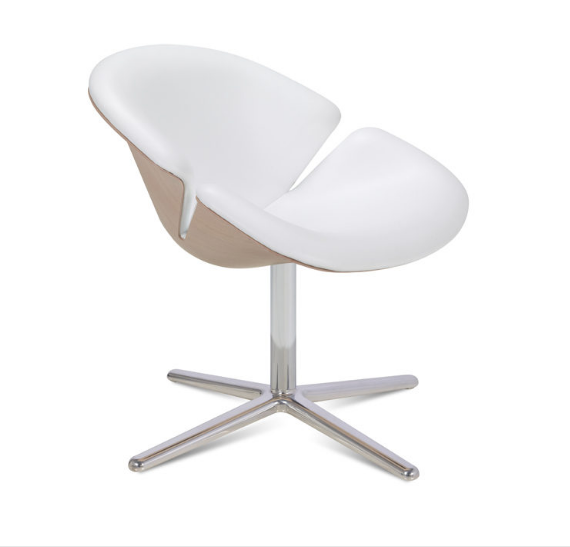 The Bloom ------------------------------------------------------------------- A comfortable chair that can be used at home or lobby $59.99