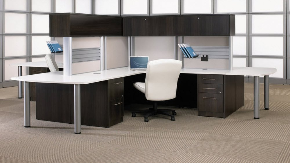 Personalized Cubicle Set ----------------------------------------------------------- Personal space and storage go hand in hand with this classy cubicle $399.99