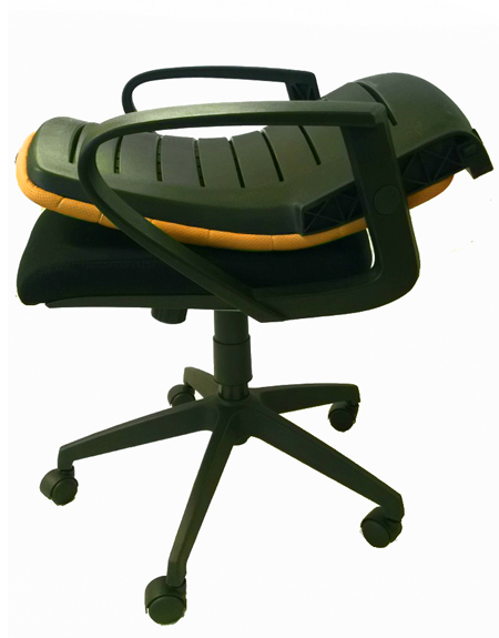 Wheely Foldable -------------------------------------- Space saving office chair For any types of office use $29.99