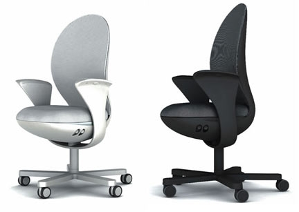 BEA TASK CHAIR -------------------------------------- Push-Button Controls to Adjust Seat $89.99