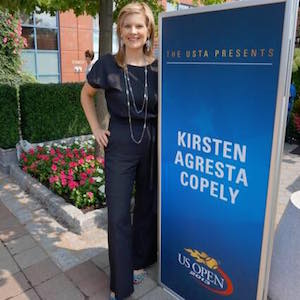 The USTA Presents Kirsten Agresta Copely