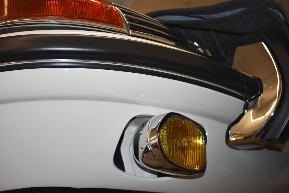 porsche electrical lights