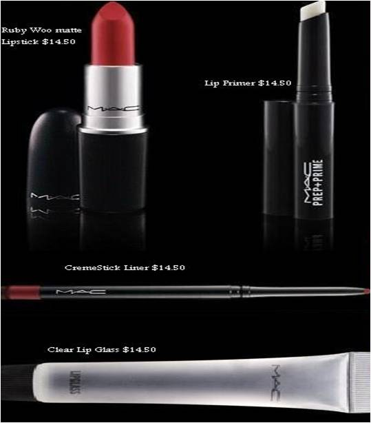 Red Lipstick MAC