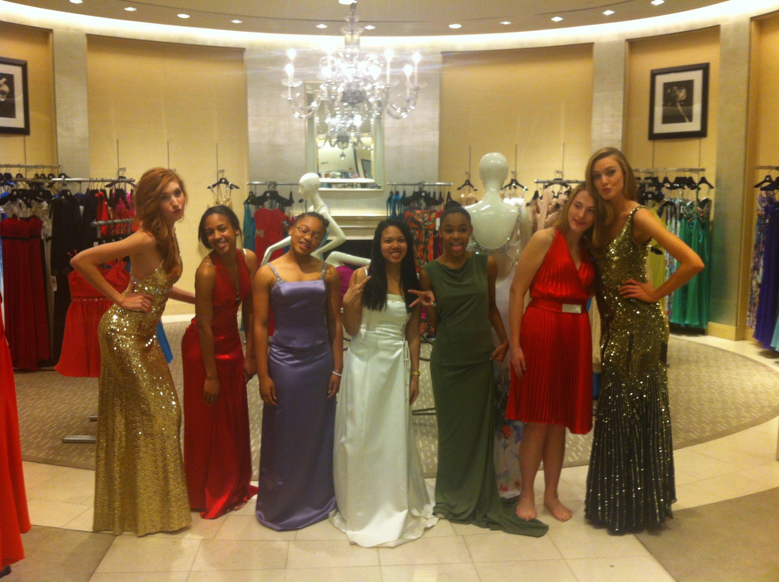 Mia's Closet Prom Dress Event
