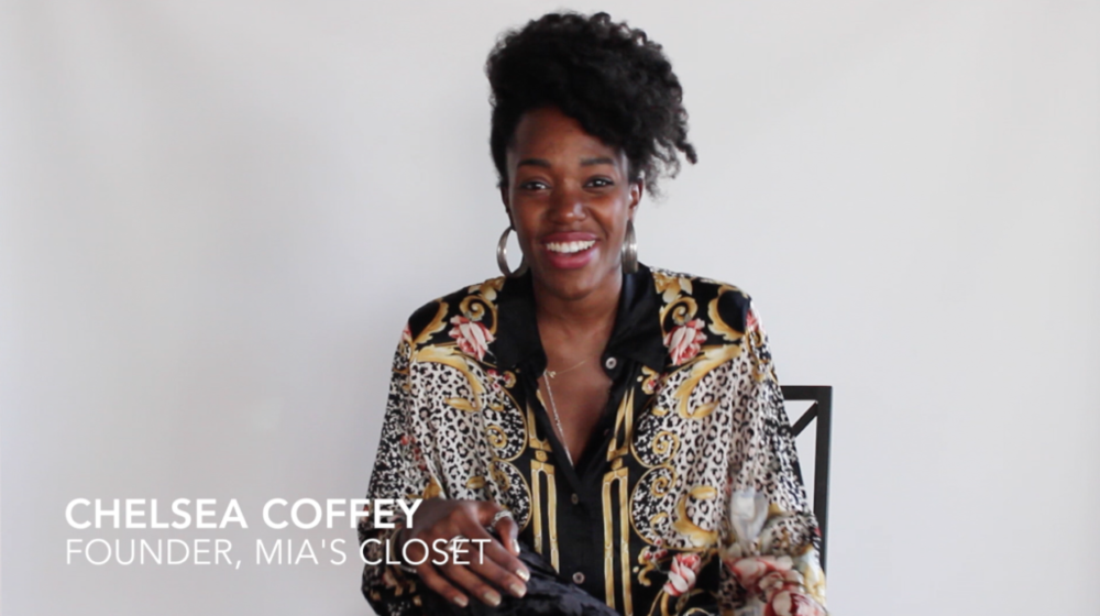 CBC Avatar The Story Behind Mia's Closet Chelsea Coffey