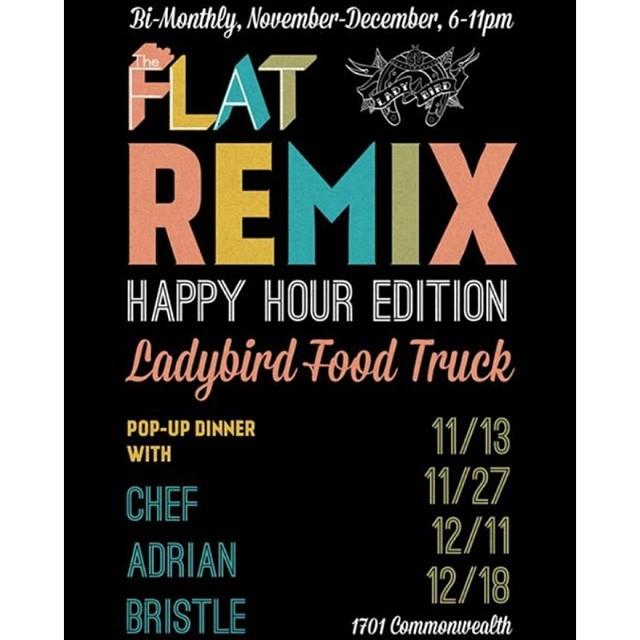 The Flat Remix -Houston