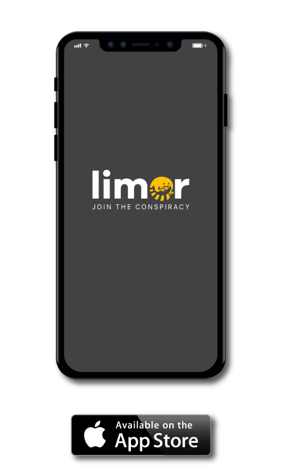 DOWNLOAD ICON TO DOWNLOAD LIMOR APP