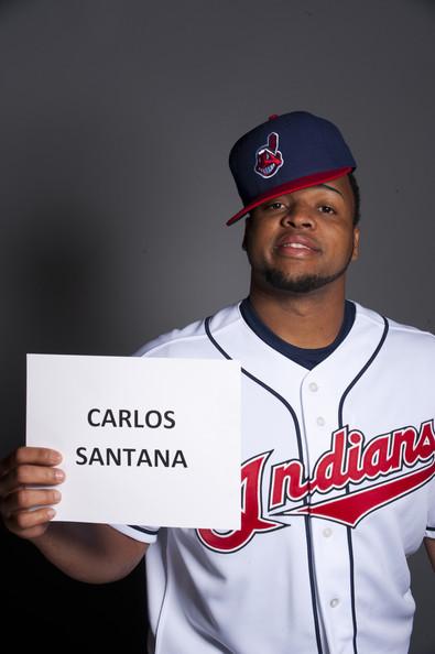 Carlos+Santana+baseball+player+Cleveland+Indians+azof5Vo-_GQl