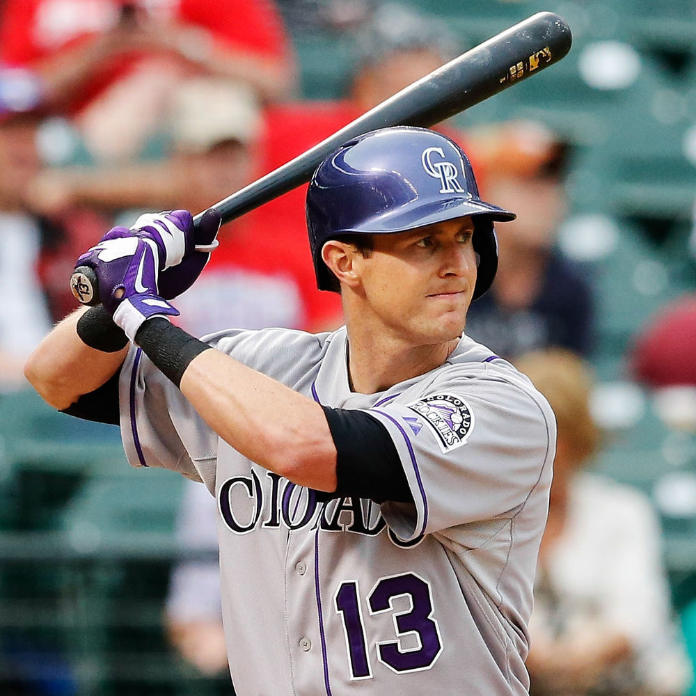 MLB: Colorado Rockies at Texas Rangers