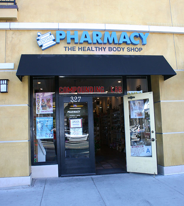 In 2006, Central Pharmacy was in a much smaller space over near Wilshire Blvd and 4th Street in Santa Monica