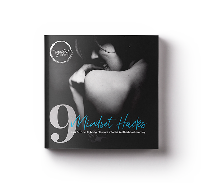 Free Mind Hacks Sexual Alchemy Transparent 50.pngAre you ready to reclaim lost and hidden parts  of yourself? These 9 Mindset Hacks are our strategy to help you overcome, rediscover, and infuse more pleasure into the Motherhood Journey.