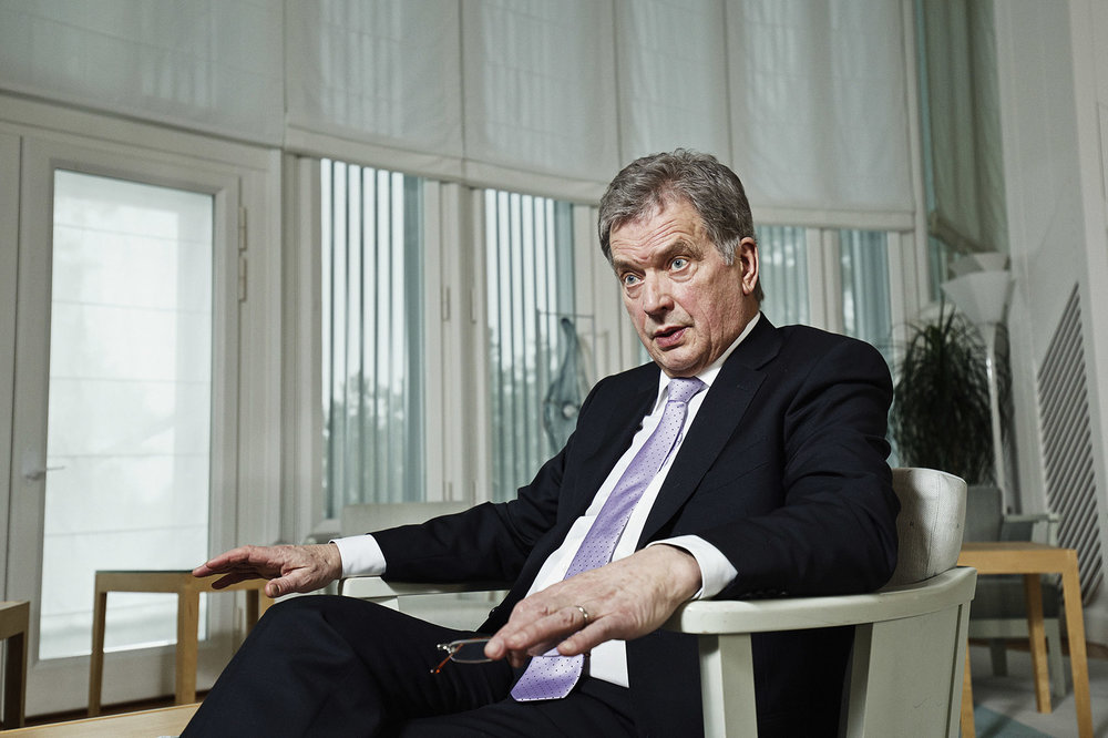 President of Finland