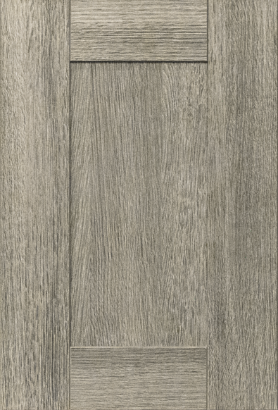 Thermo Structured Surface two sides - Woodline 1900  Shadow Grey
