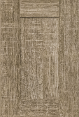 Thermo Structured Surface Two Sides - Woodline 1900 Barnwood
