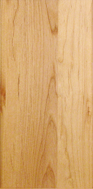 Clear Alder - natural Stain