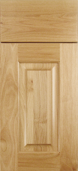 Royal Clear Alder - Natural Stain