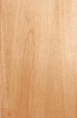 Clear Alder Veneer - Natural Stain