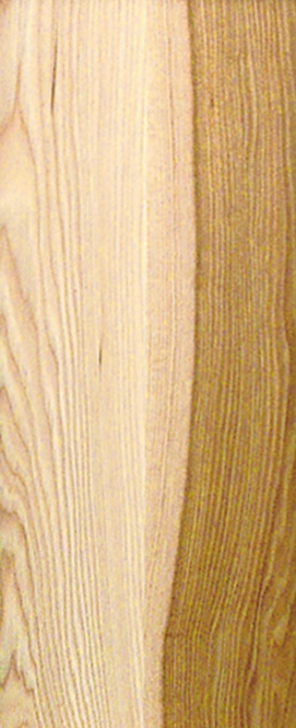 Hickory Veneer - Natural Stain