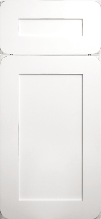 pAINTED wOOD dOOR - hEIRLOOM sERIES - 1900 - Superwhite