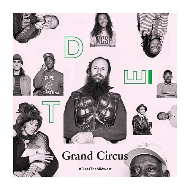 🖤Grand Circus Magazine is your companion to Detroit culture and urbanism ❤️readgrandcircus.com💛