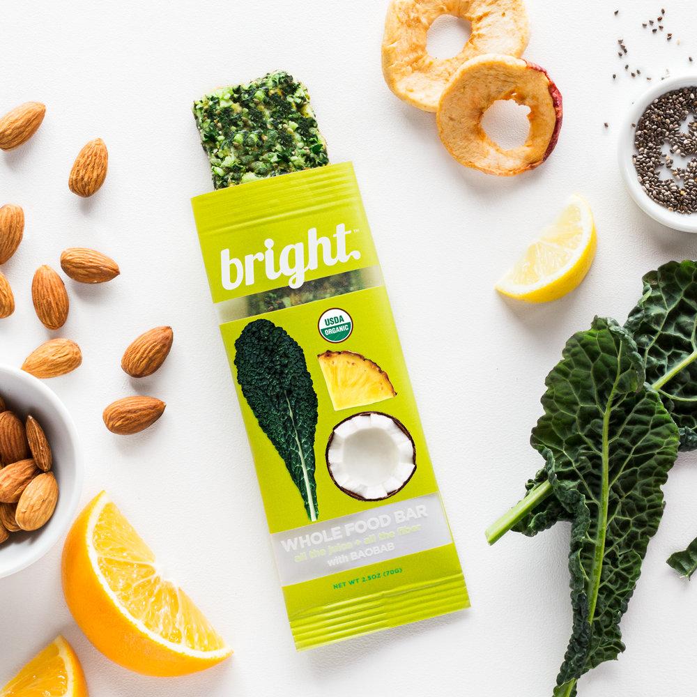 Whole Food Bars Bright Foods