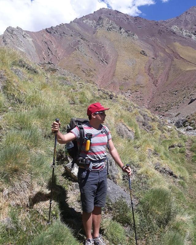 Rainbow mountain Chile . . . . . . . . . . . . . . . #rainbowmountain #nofiltershere #nature #raw #mountains #peru #chile #bolivia