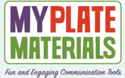 Copywriting for MyPlate book for health professionals, federal WIC programs & schools.