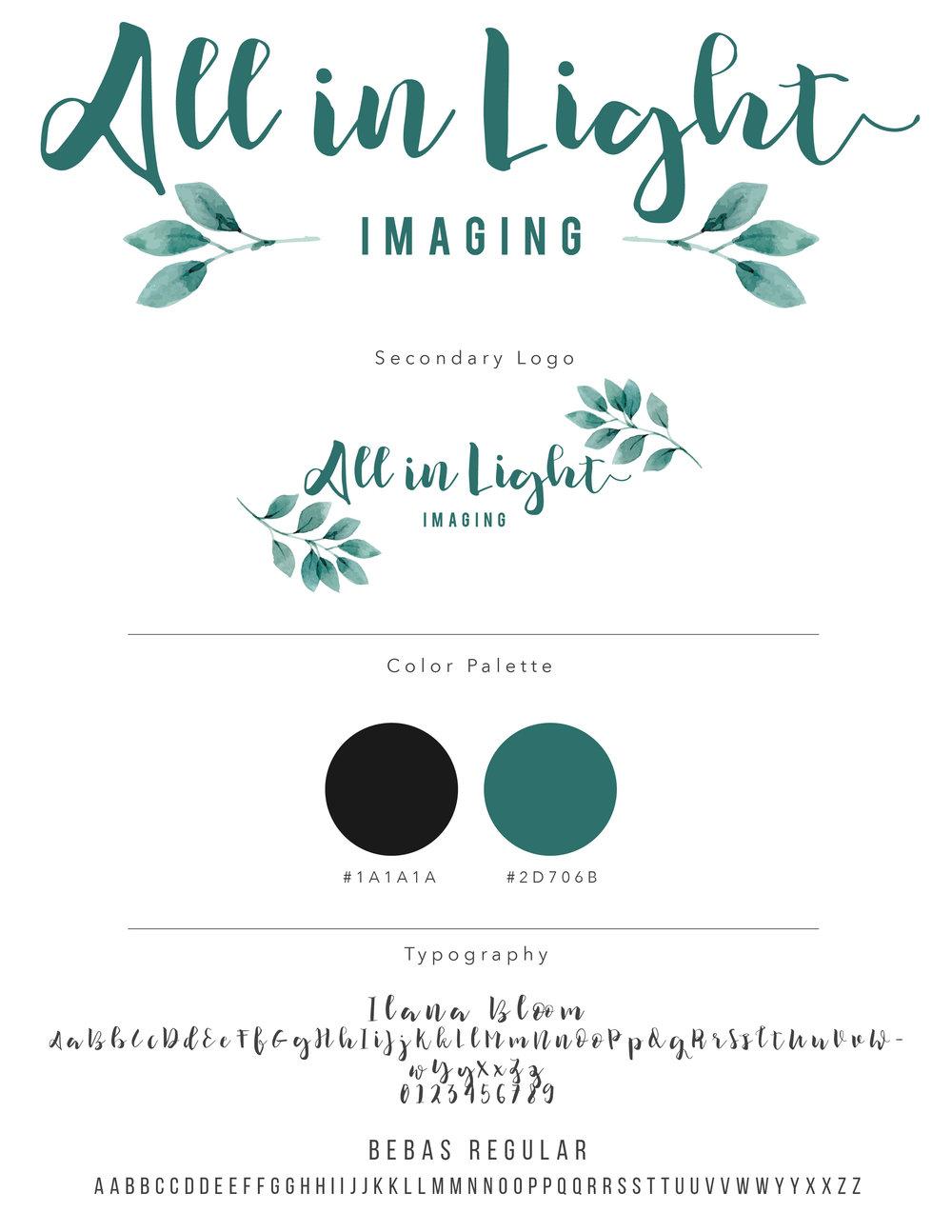 logo, logo design, brand, branding, watercolor logo, photographer logo