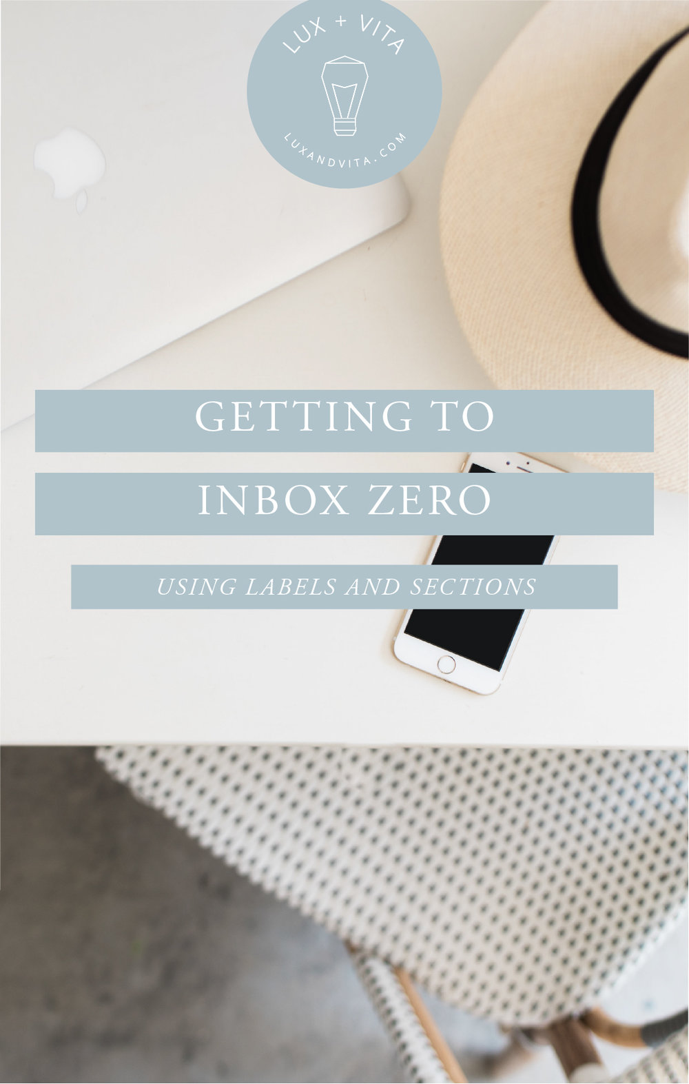 Getting to inbox zero using labels and sections #inboxmanagement #gmailtips #emailtips #inboxzero