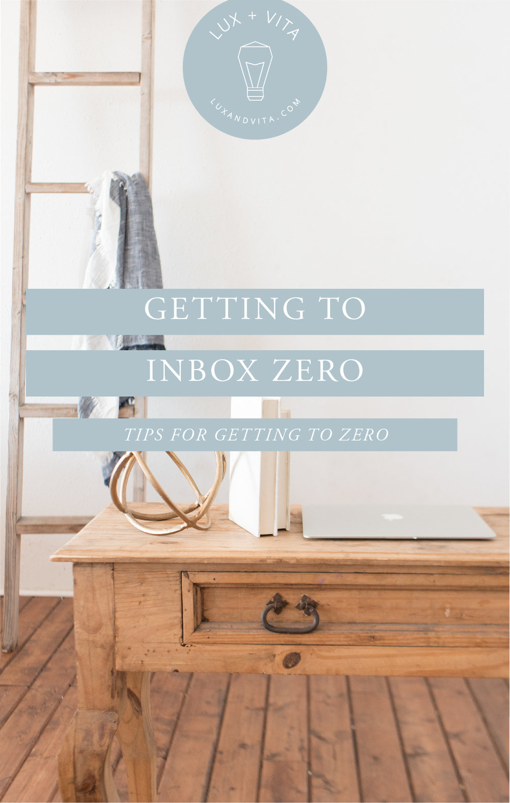 Tips for getting to and staying at inbox zero — how to manage your inbox #inboxmanagement #gmailtips #emailtips #tametheinbox #inboxzero