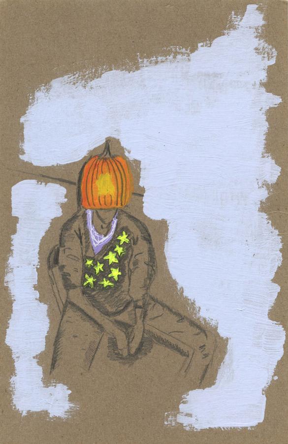 Kevin the Pumpkin Head