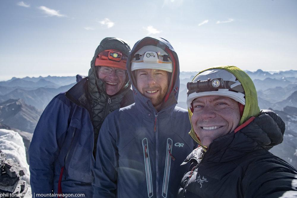 Summit selfie!!!