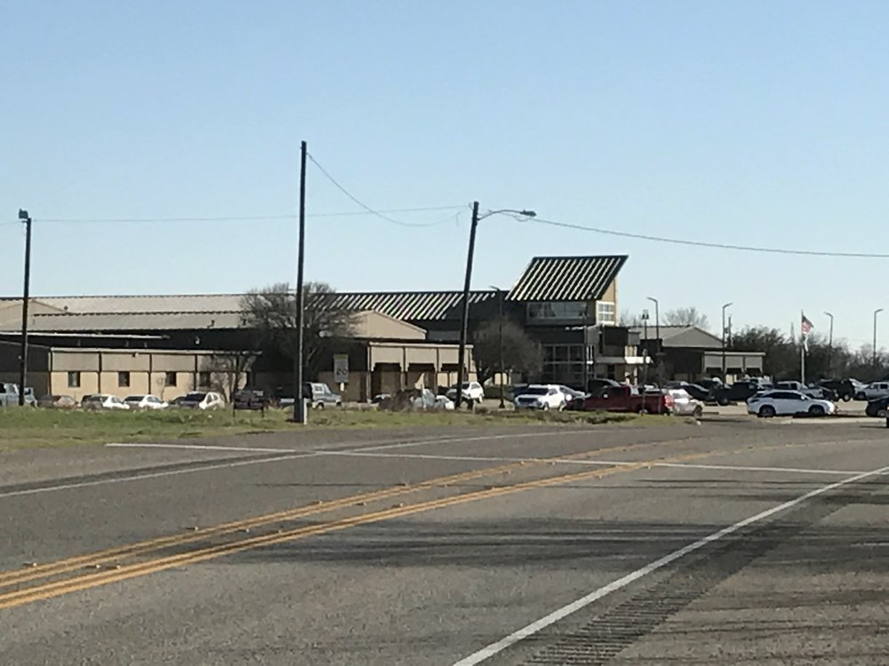 Gunter High School - Across the Road
