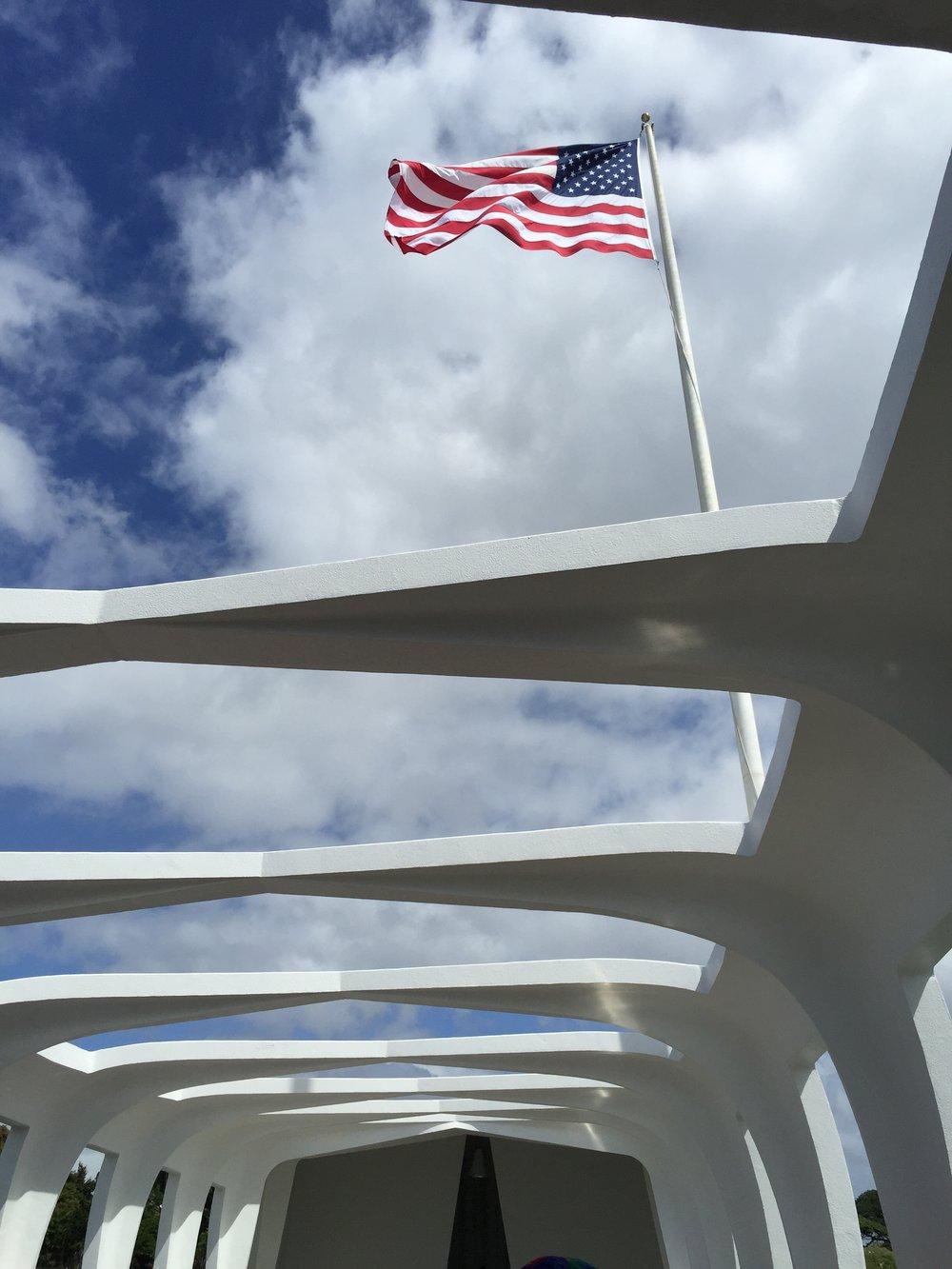 Pearl Harbor Memorial, Hawaii