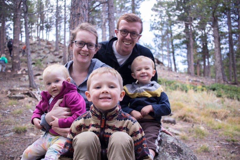 The Chaptman Family!