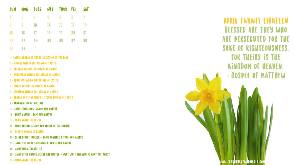 April 2018 Desktop Calendar - More Space copy.jpg