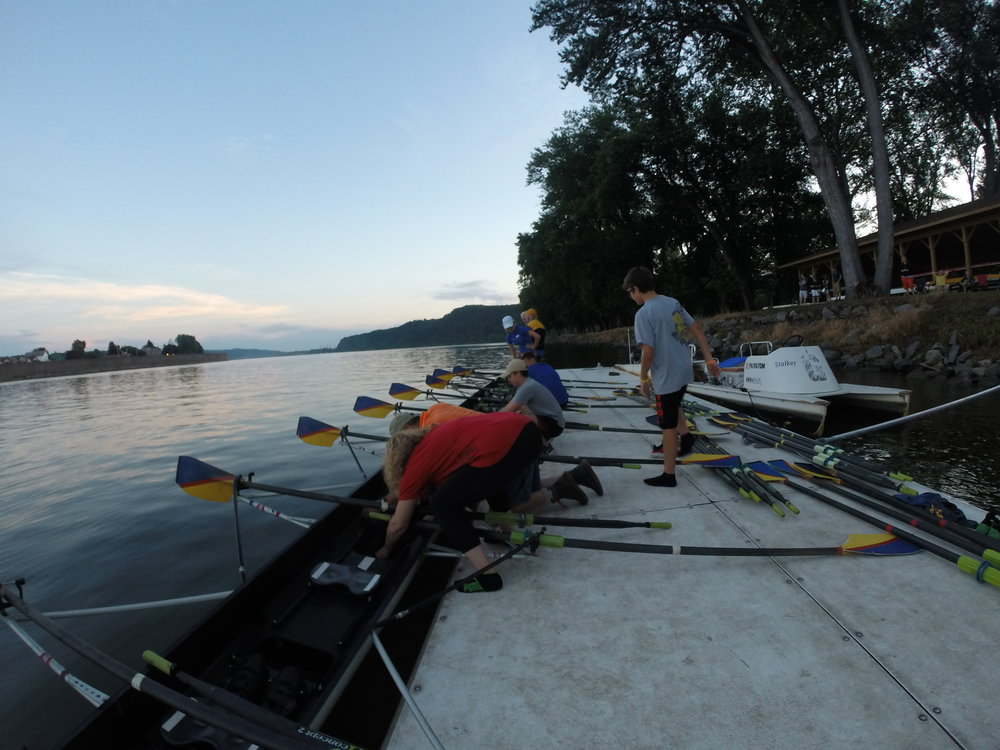 Getting the Octuple ready